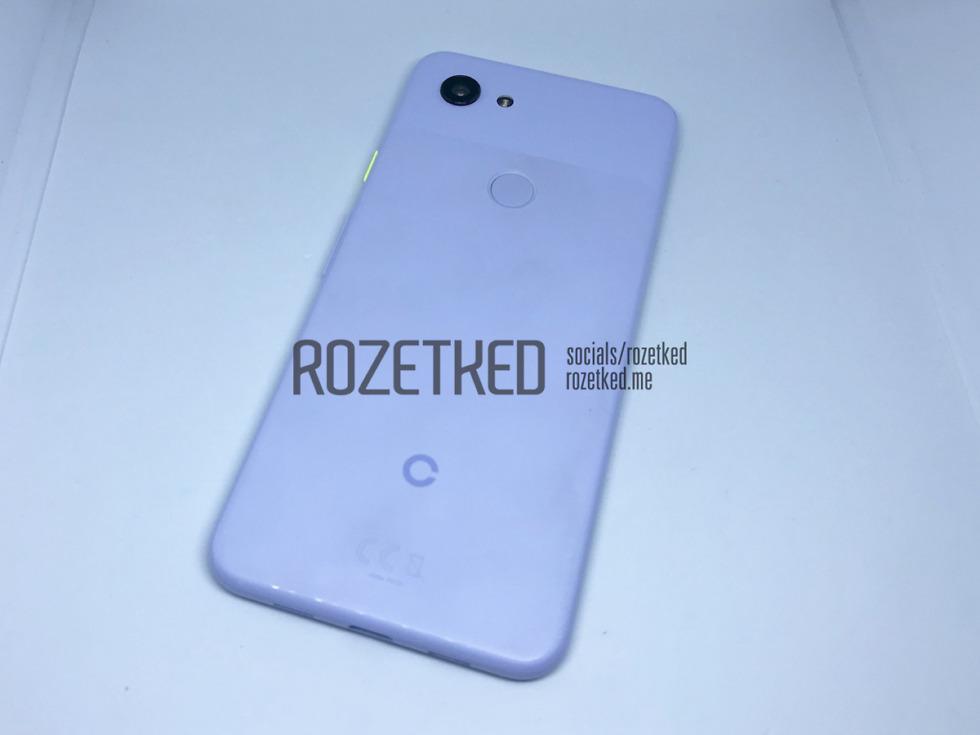 Google Pixel 3 Lite Sargo