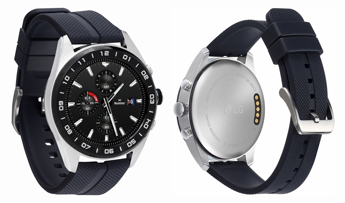 LG's Hybrid Wear OS Watch W7 Disaster Drops to $249 99 ($200