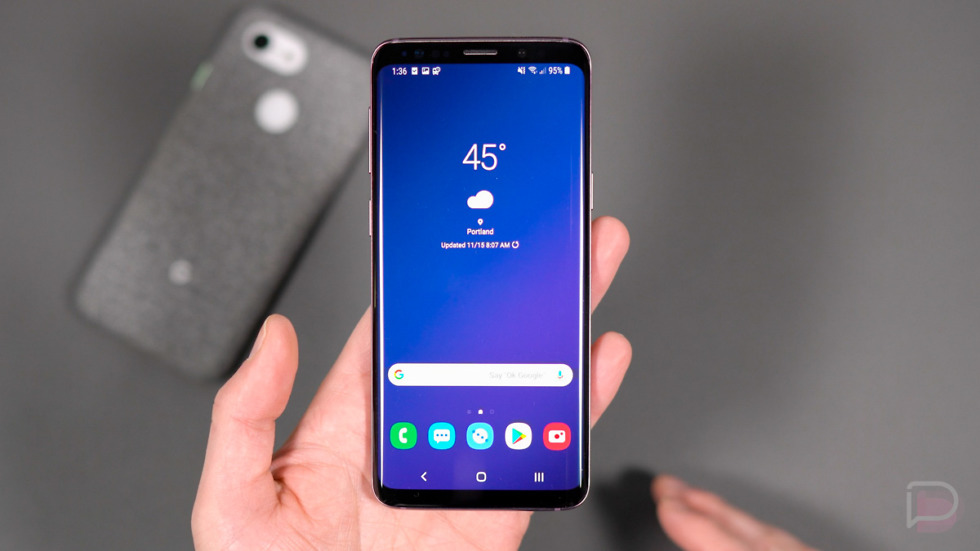 Video: First Look at Samsung One UI Beta on Galaxy S9! – Droid Life