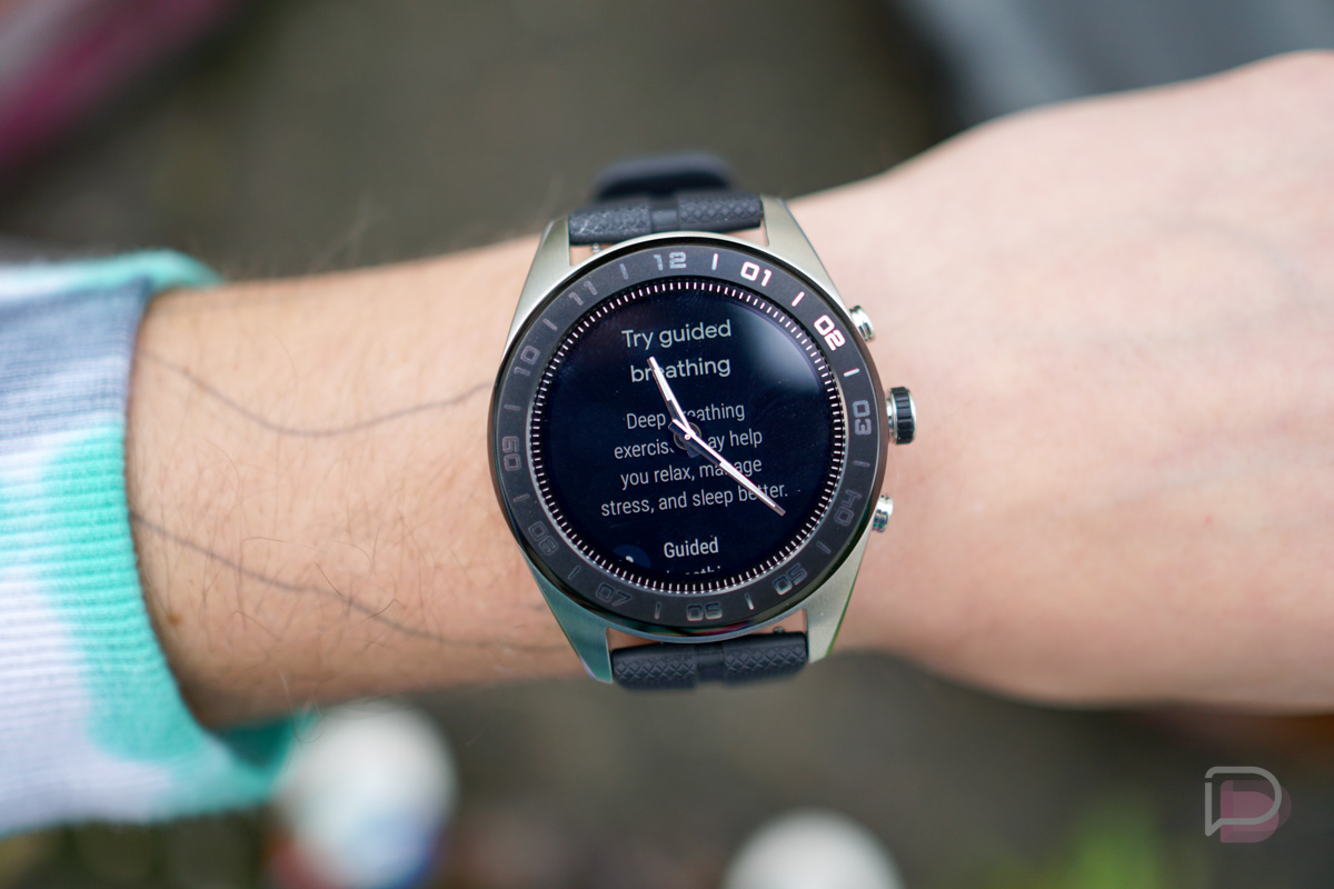 LG Watch W7 Review: This Ain't It, Chief – Droid Life