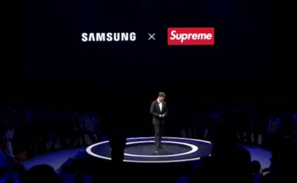 Samsung Fake Supreme