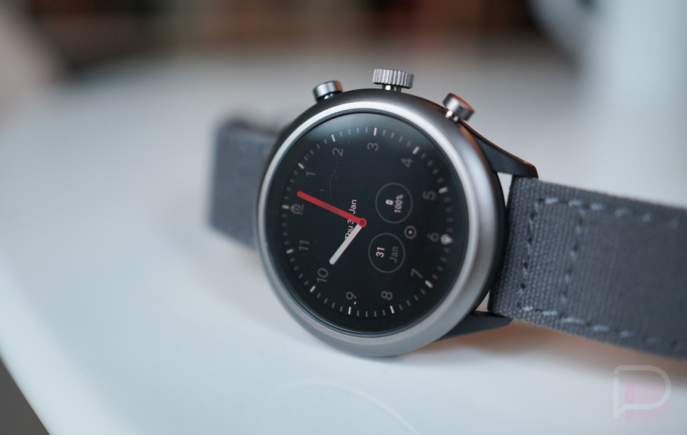 Fossil Sport, the Wear OS Watch We Recommend, is $56 Off Right Now