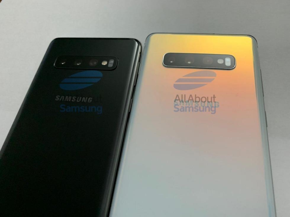 Galaxy S10 Back