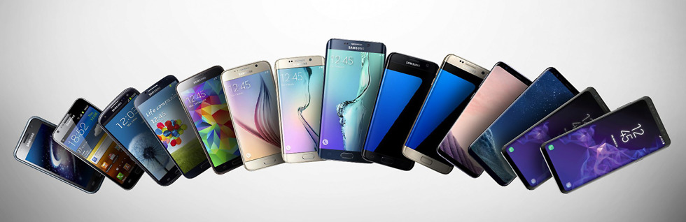 History of Samsung Galaxy S