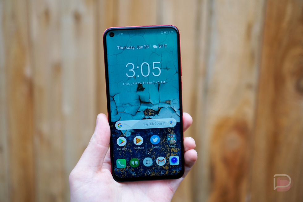 Honor View20 Quick Review