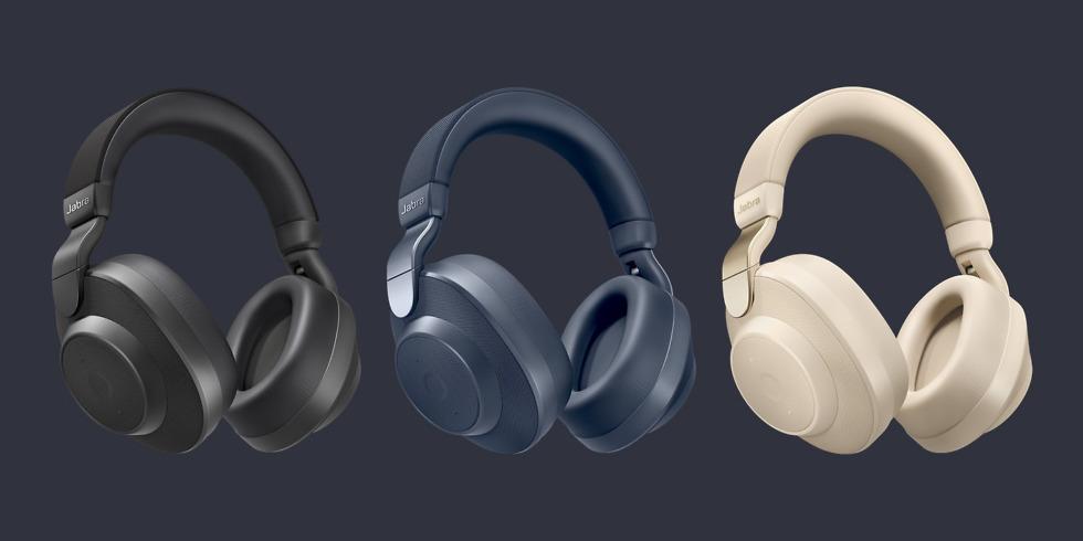 Jabra S Elite 85h Headphones Have Google Assistant And