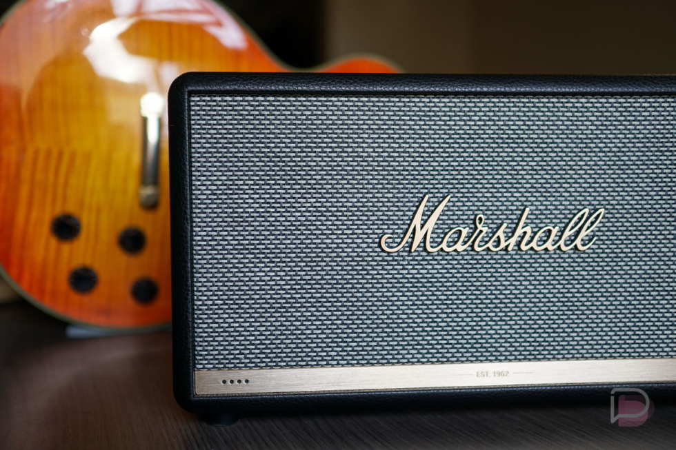Marshall Stanmore II Voice Speaker With Google Assistant is