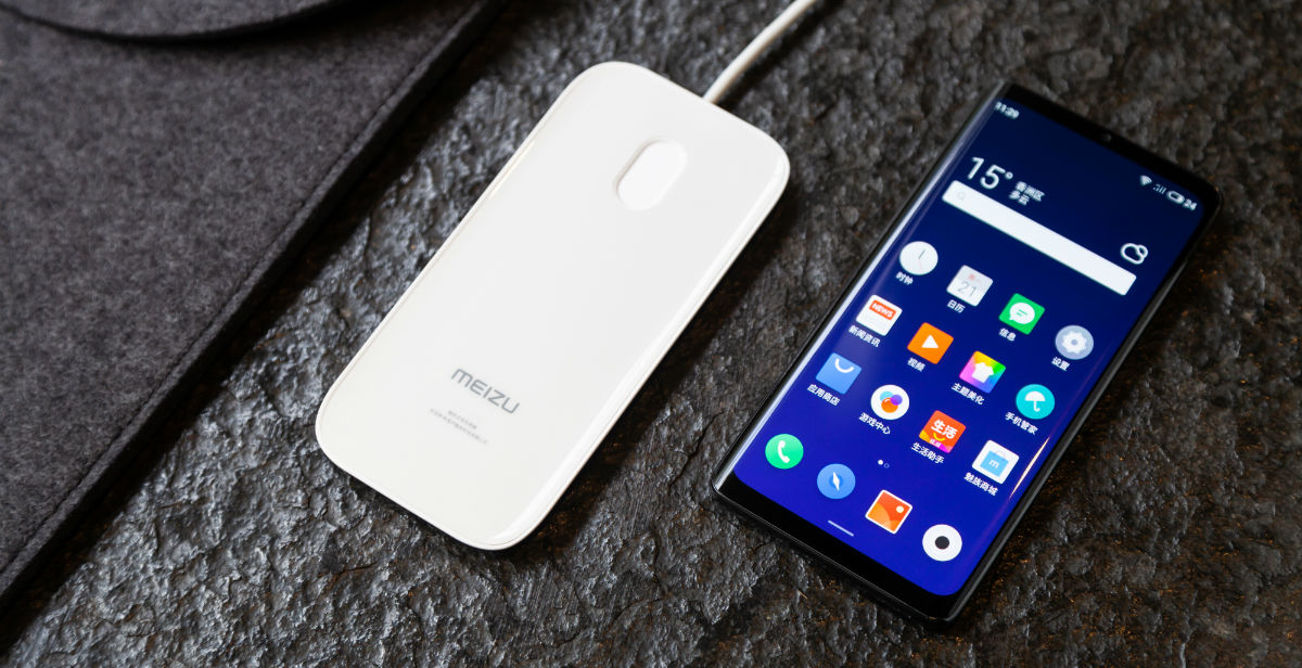 You can have a port-less Meizu Zero for $1299 through Indiegogo
