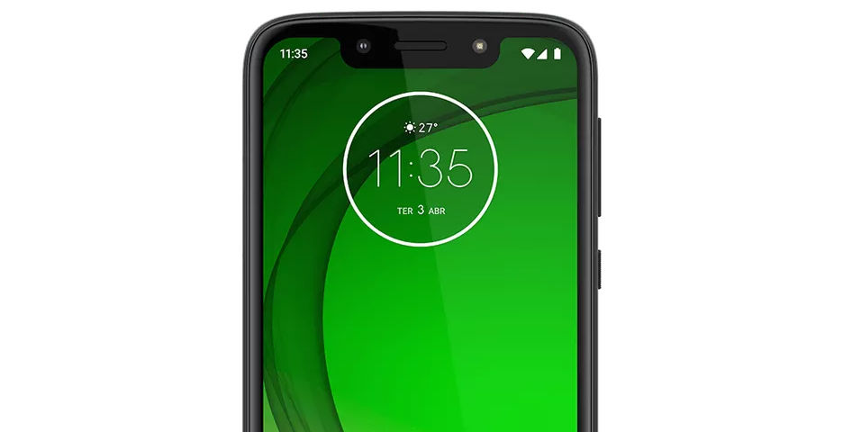 Motorola Brazil accidentally leaks all Moto G7 specs