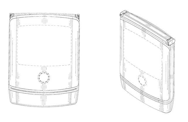 Moto Razr Foldable