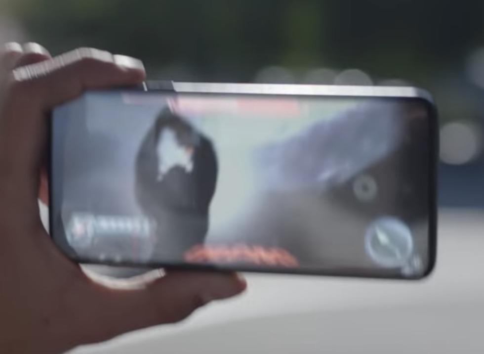 Samsung no bezel