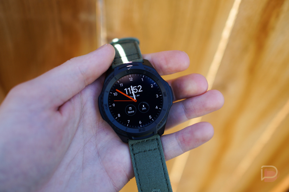 Mobvoi TicWatch S2 Review: Great for the Price, Lacks NFC