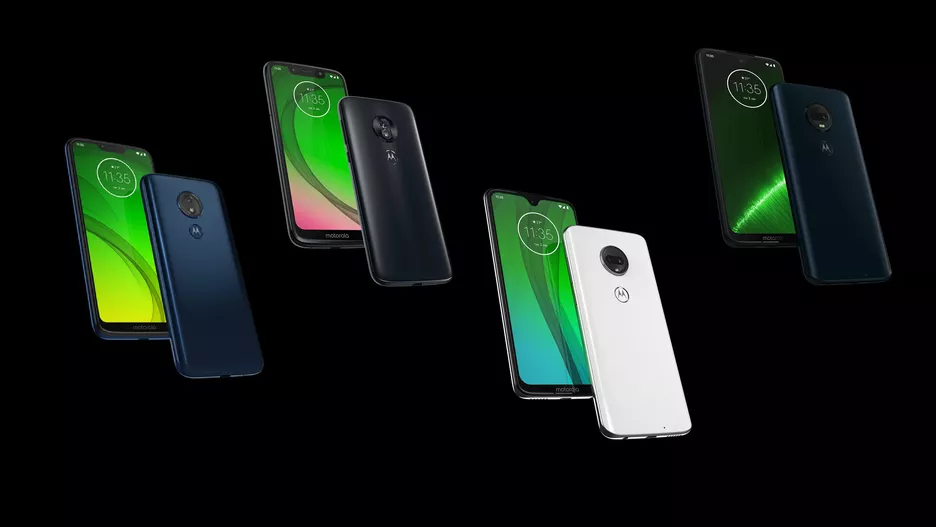 Moto G7 Play, Moto G7 Power & Moto G7 Plus Accidentally Listed Online