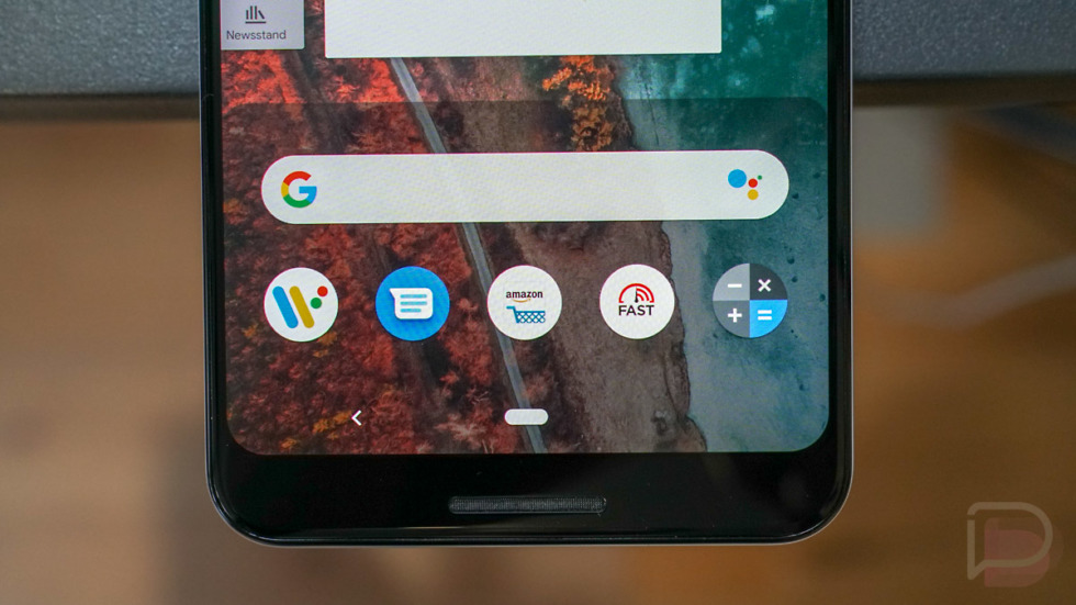 Android Q Might Ditch the Back Button in Gesture Navigation!