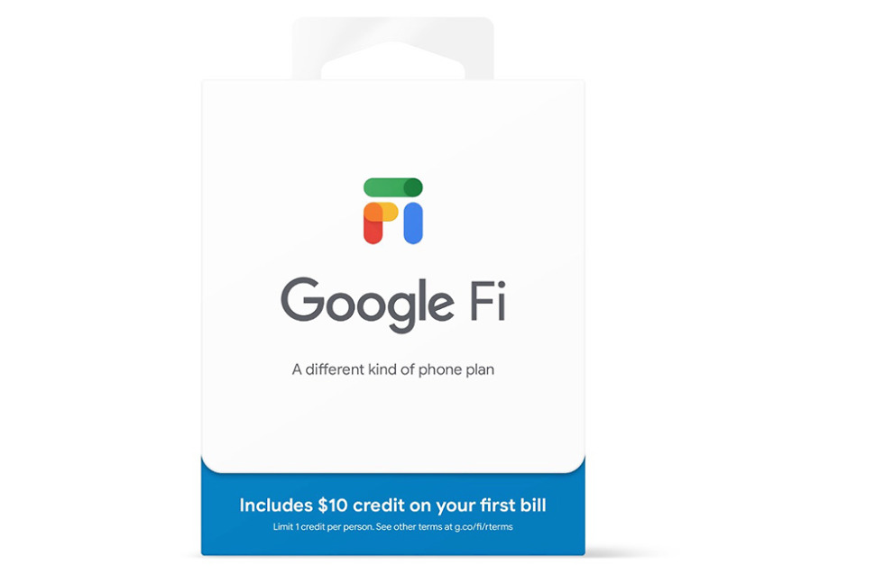Buy Google Fi SIM Card