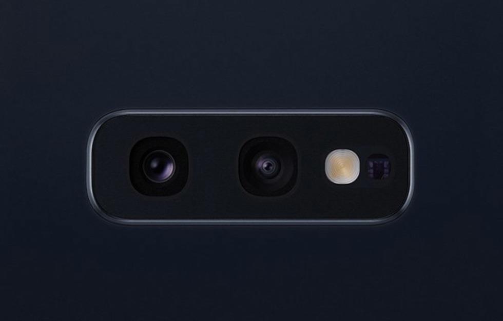 Galaxy S10e Camera