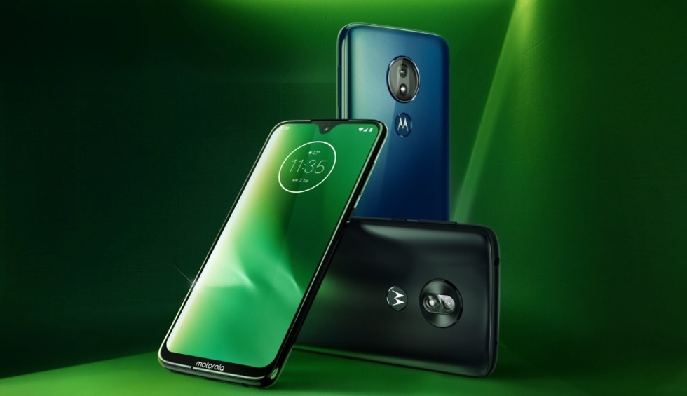 New Moto G7 Family
