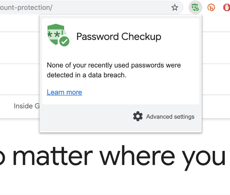Google Releases Password Checkup Chrome Extension – Droid Life