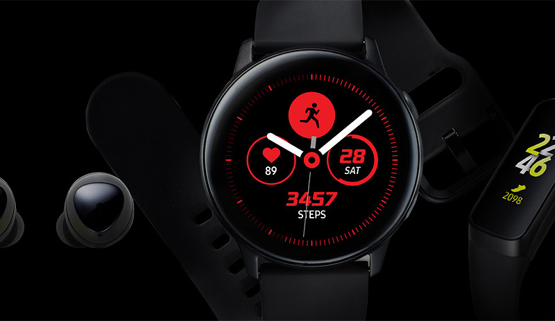 Samsung Outs Its Entire New Galaxy Wearable Line Early