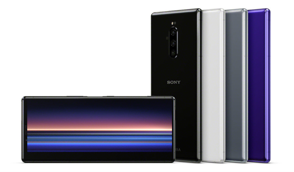 Sony Xperia 1 Offers Ridiculous 21:9 4K OLED Display