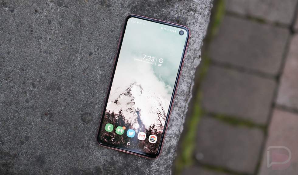 Galaxy S10e Review