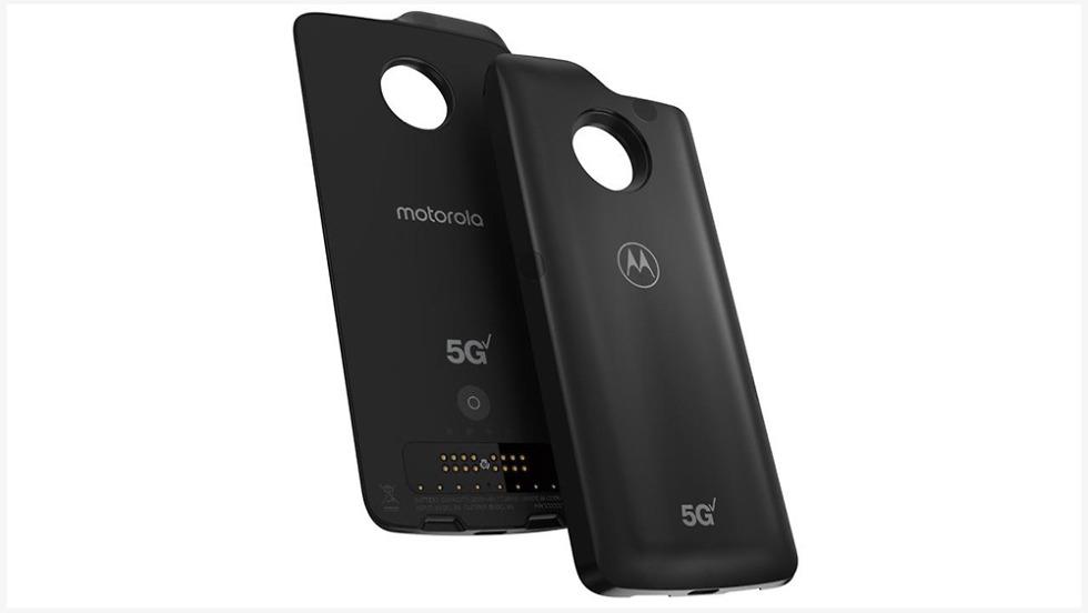 Moto Z3 5G Moto Mod