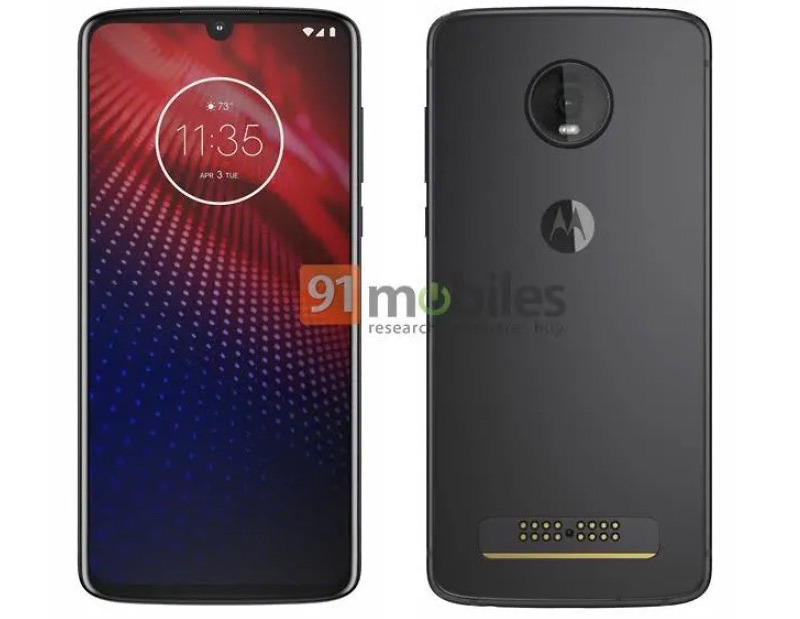 Hey, This Could be the Moto Z4