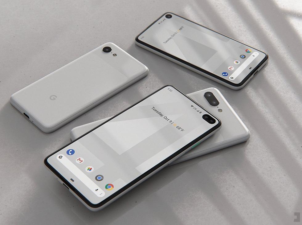 Pixel 4 Concepts
