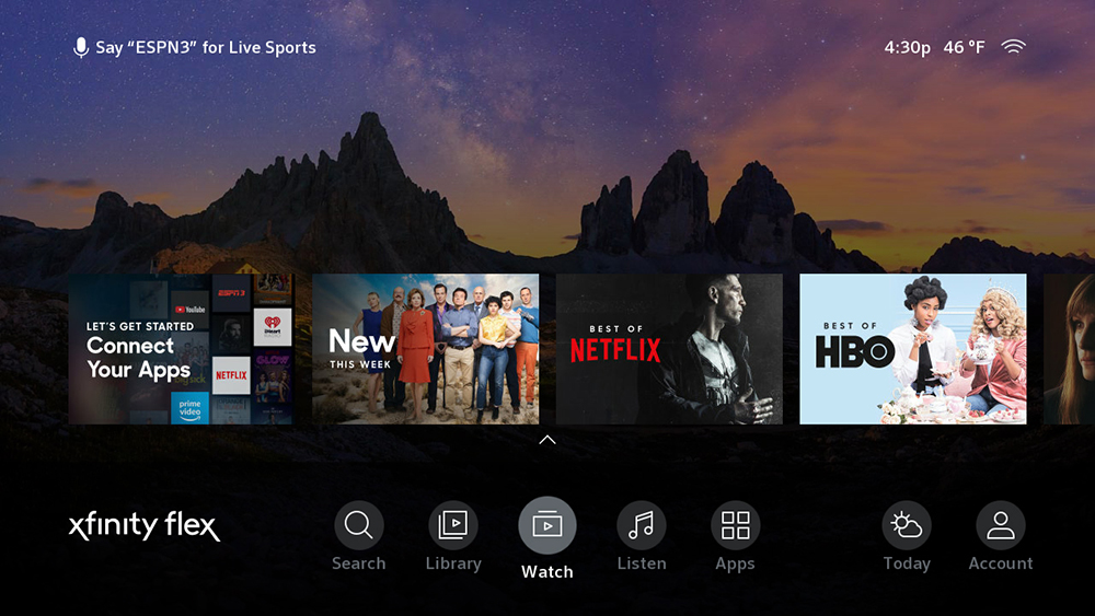 Comcast Launches Xfinity Flex Streaming TV for $5/mo – Droid Life