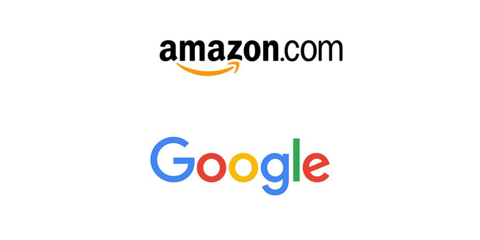 Gewinnspiel Amazon Google