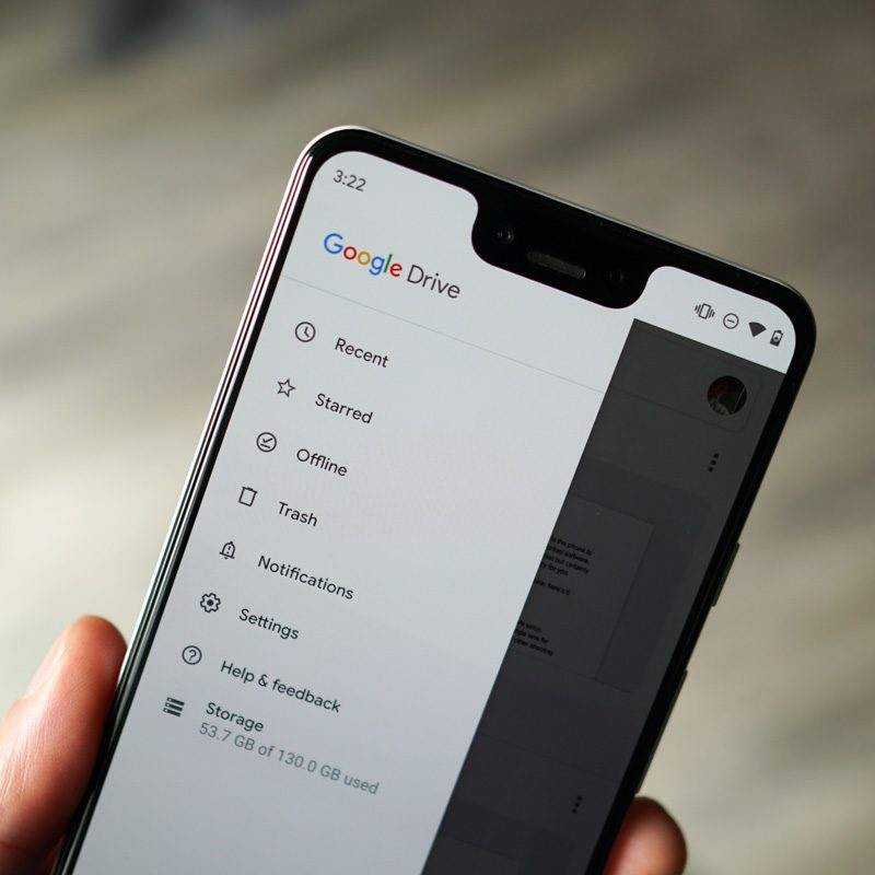 Some Lucky Google Drive Users are Seeing the Darkness