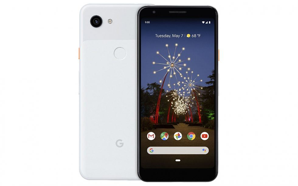 Yo, Here is the Pixel 3a