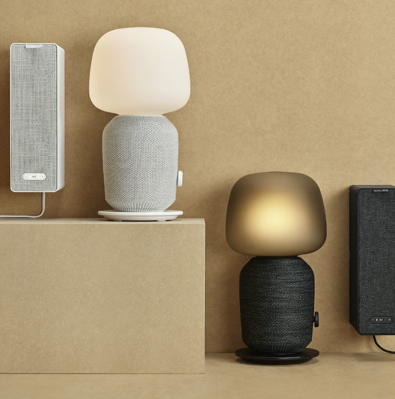 Ikea Sonos Announce 179 Lamp Speaker Set To Launch In