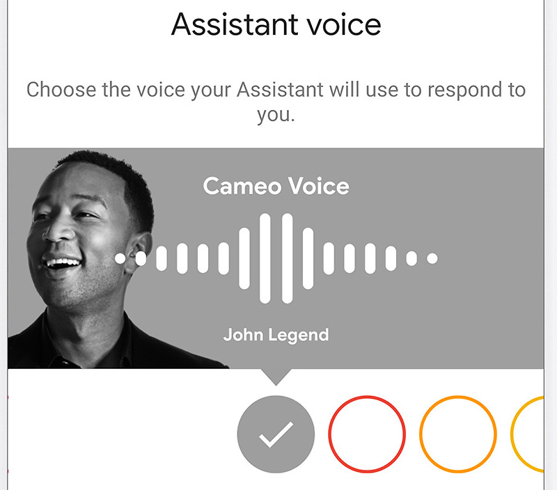 You Can Now Make John Legend Your Google Assistant Voice