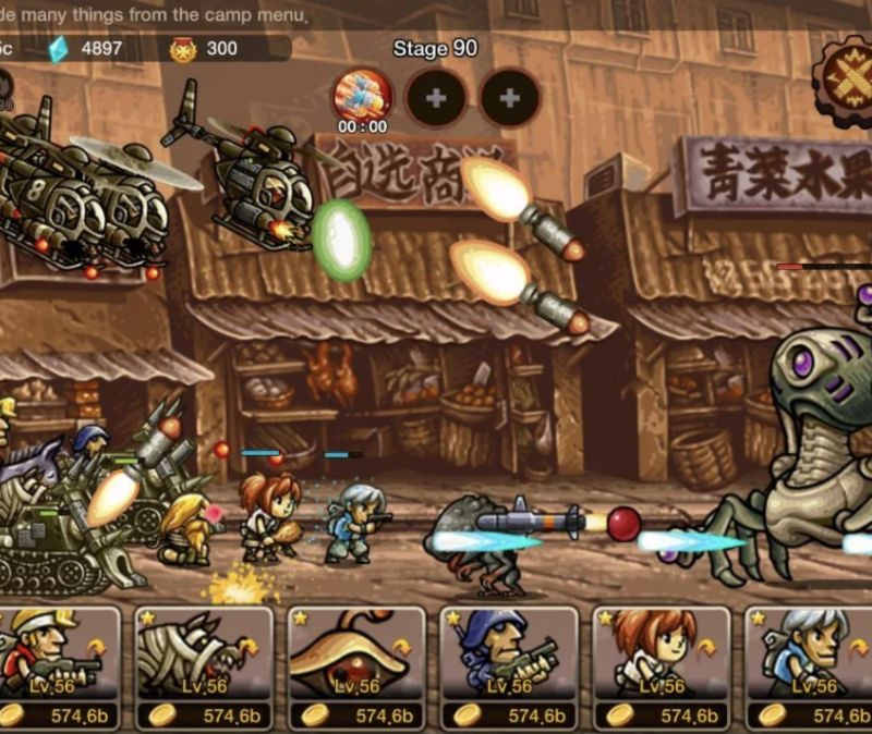 Metal Slug Infinity is Now Available to Play, But It's Not the Metal Slug You Remember
