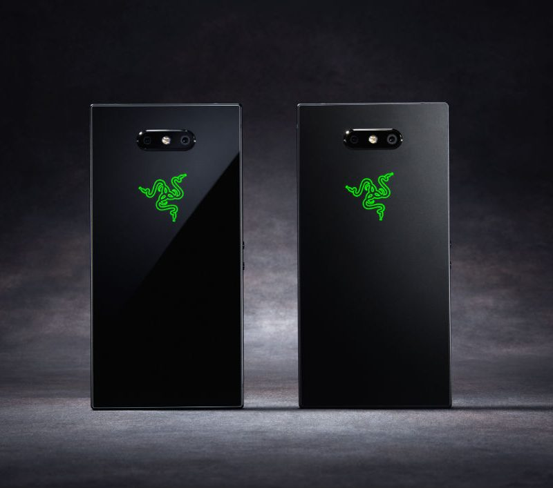 Mmm, Razer Phone 2 Now Available in Satin Black for $499