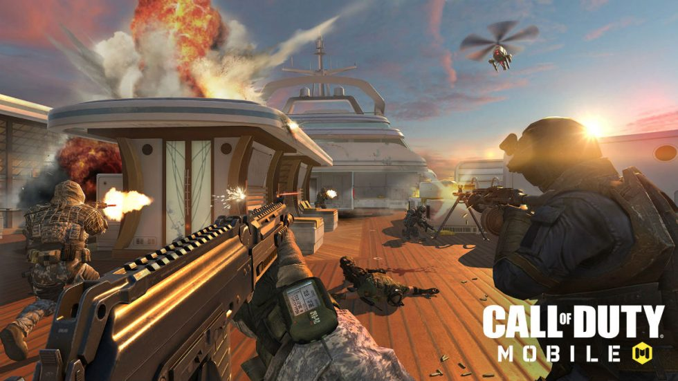 Details Aplenty for Call of Duty Mobile Revealed: Game Modes, Maps on