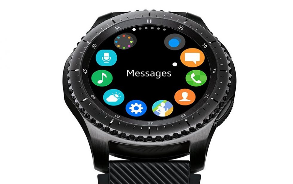 DEAL: Samsung Gear S3 Frontier Drops to $109 With $90