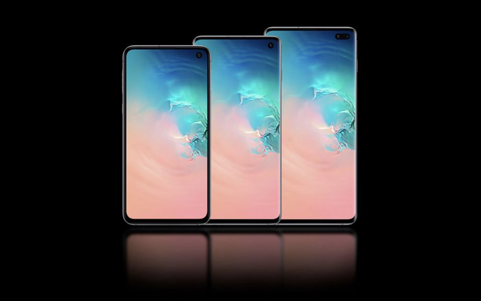 Galaxy S10 Family Deal