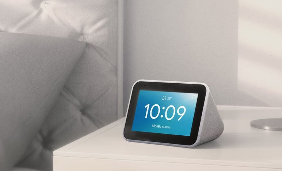 Lenovo Smart Clock Now Up for Pre-Order, Ships Early June