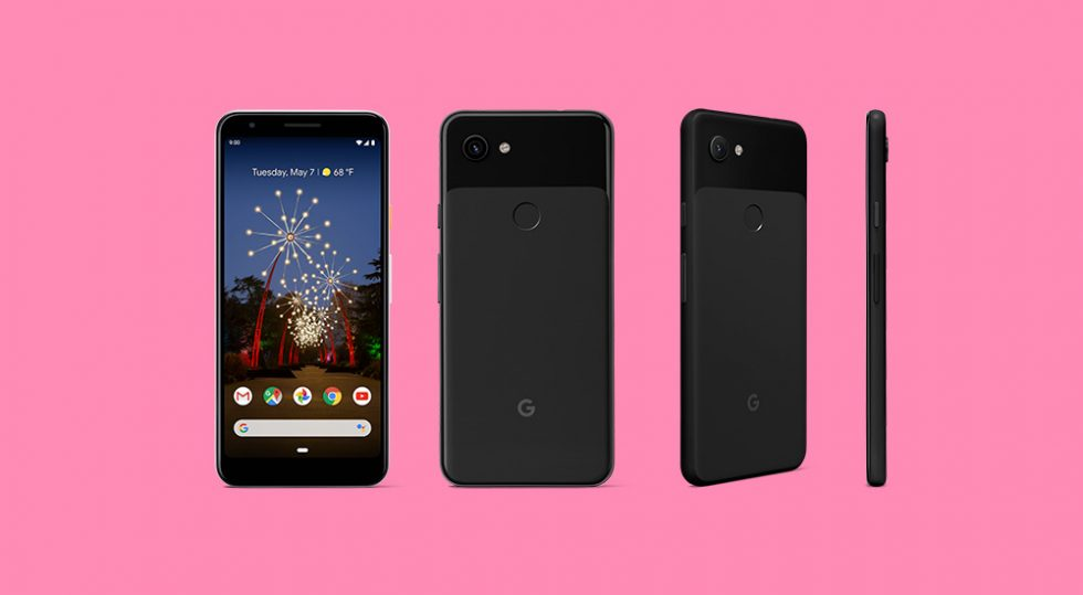 Hexbyte - Science and Tech Pixel 3a Black