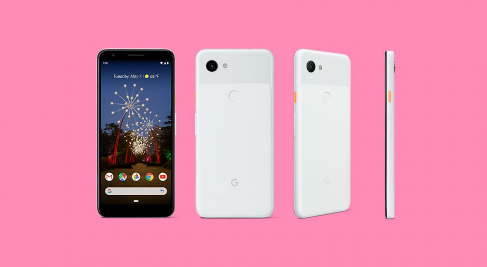 Hexbyte - Science and Tech Pixel 3a White