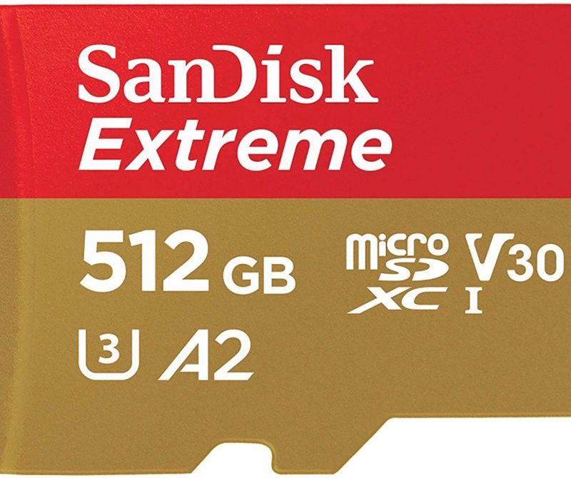 DEAL: SanDisk 200GB, 256GB, and 512GB MicroSD Cards are so Cheap Today