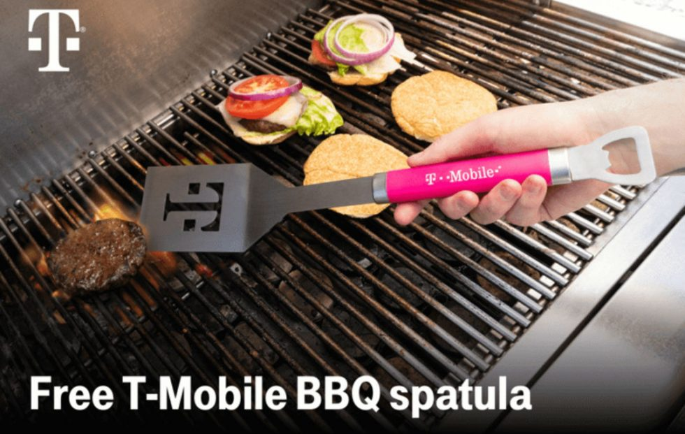T-Mobile to Customers: You Get a Spatula, You Get a Spatula, and You Get a Spatula