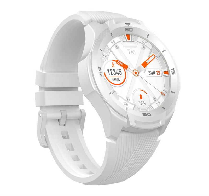 DEAL: TicWatch S2 in Glacier White Down 50% to Just $90!
