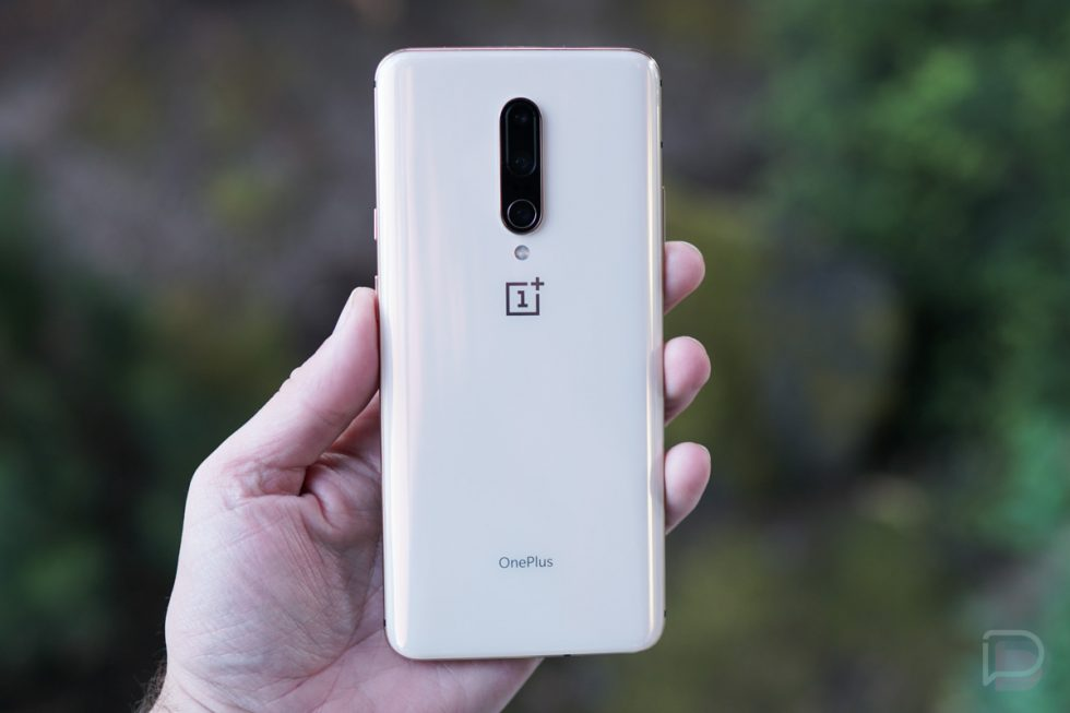 OnePlus 7 Pro Almond 2 980x653 - OnePlus 7 Pro Gets OxygenOS Update With Various Fixes and August Security Patch