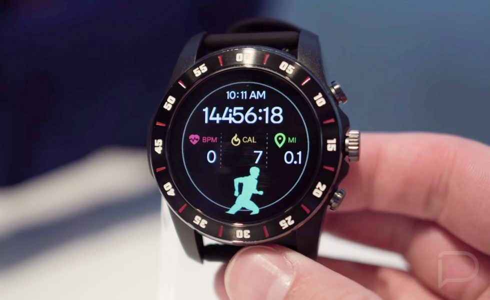 Qualcomm Says Wear OS Sports Watch Still Coming, Google No Comments Sports Mode