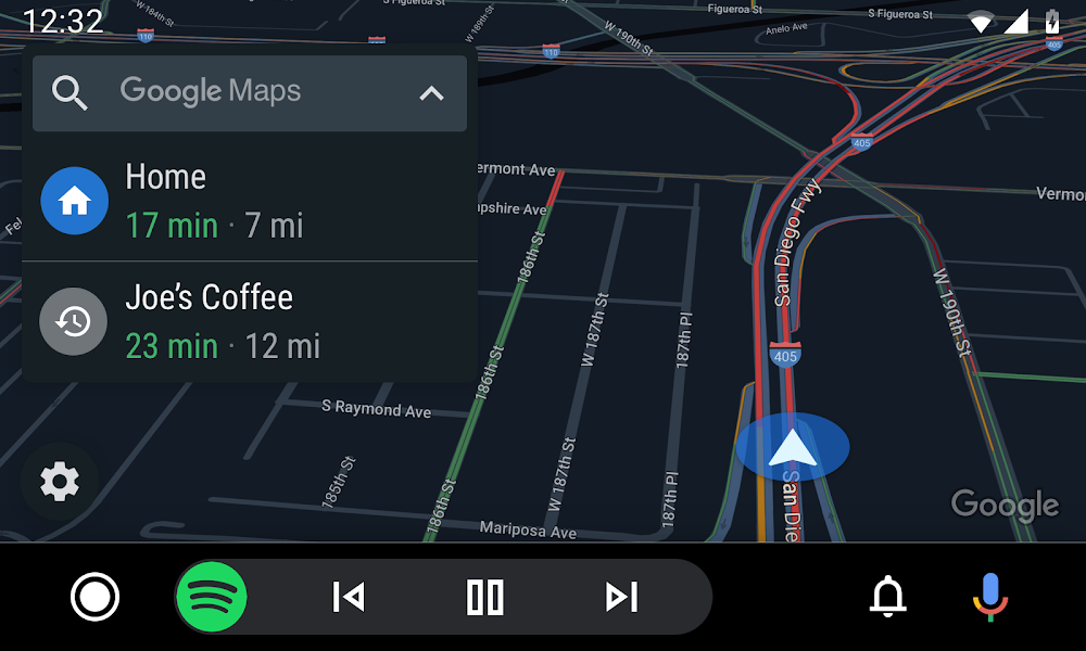 Google's big Android Auto update is now rolling out
