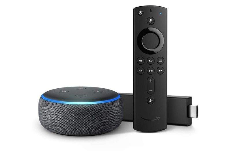 Holy Prime Day Deal: Fire TV Stick 4K + Echo Dot for $22