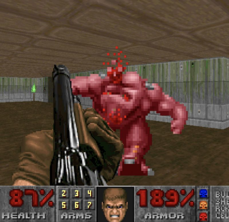 Bethesda Releases DOOM and DOOM II for Android to Celebrate